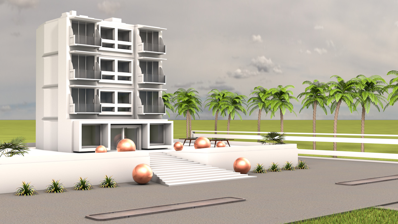 3D render company kingston 2