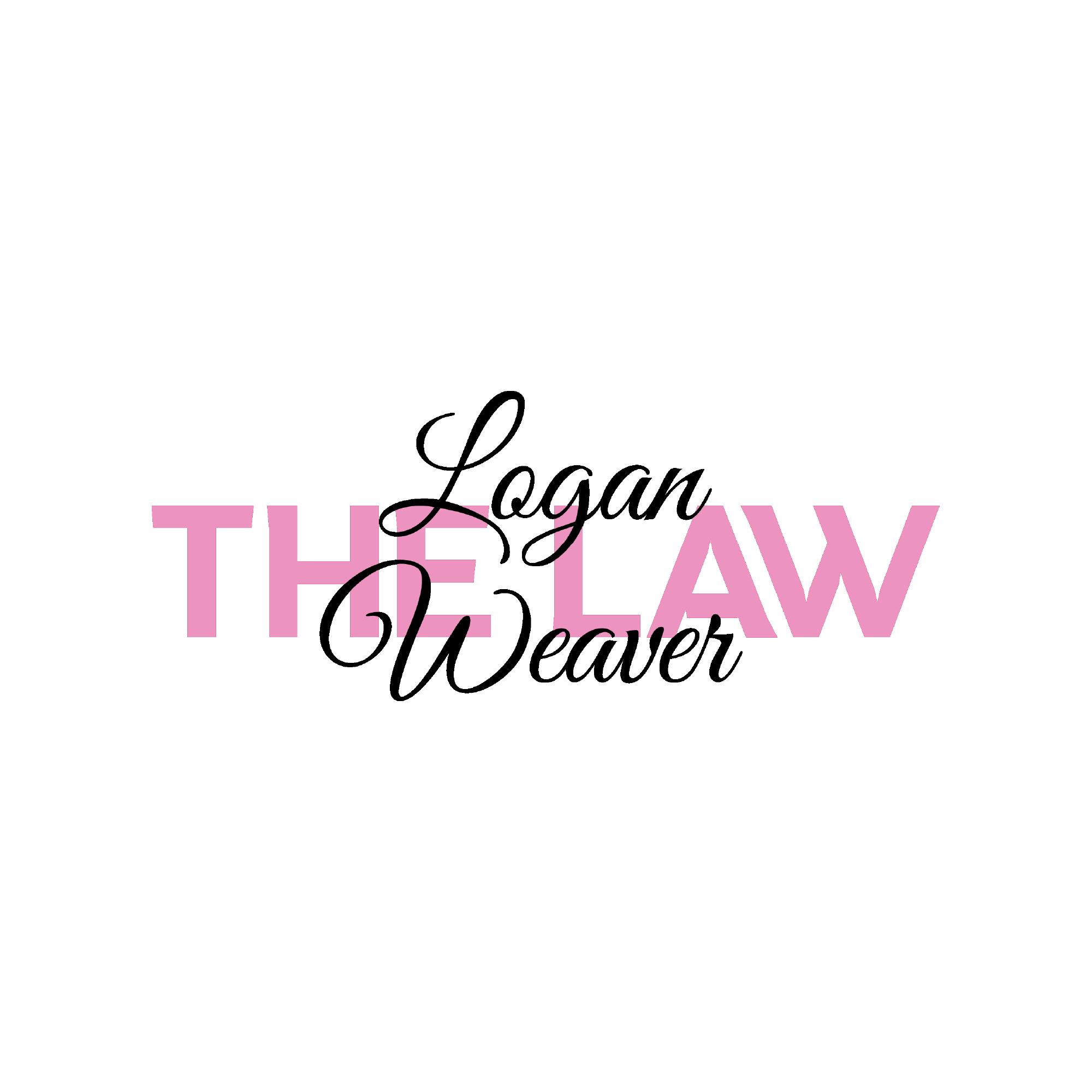 logan the law weaver logo